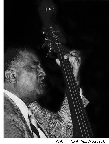 Bassist Ray Brown