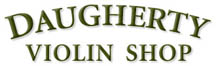 Daugherty Violin Shop | Home