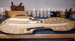 Bass restoration - bassbar profile